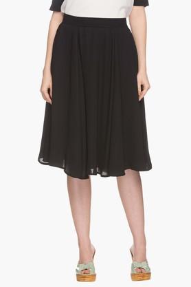Womens Knee-length Skirt