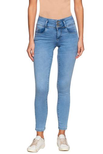 KRAUS -  Light Blue Jeans & Leggings - Main
