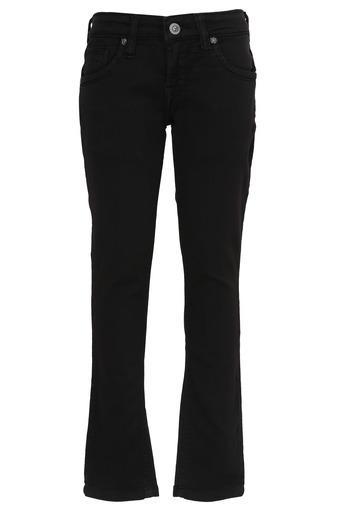 PEPE KIDS -  BlackBottomwear - Main