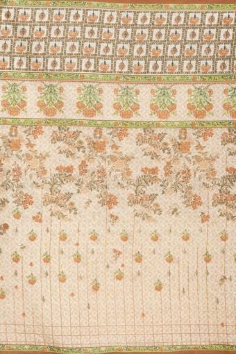 Womens Floral Printed Dupatta