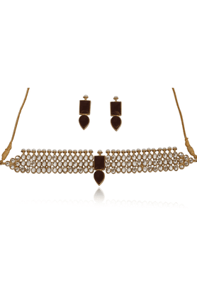 TOUCHSTONE Necklace Set - 8616650