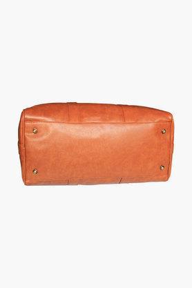 Unisex Zipper Closure Duffel Bag