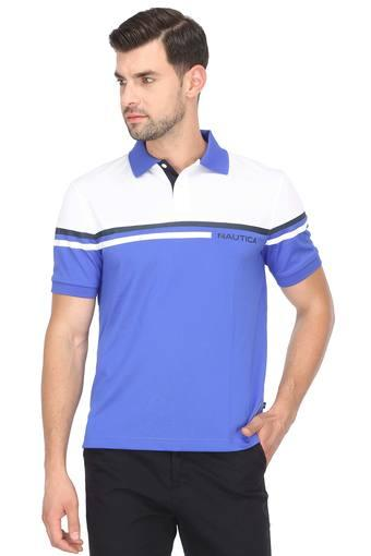 NAUTICA -  CobaltT-shirts - Main