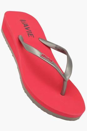 LAVIEWomens Casual Slipon Flip Flops - 201758208