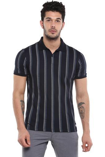 OCTAVE -  NavyT-Shirts & Polos - Main