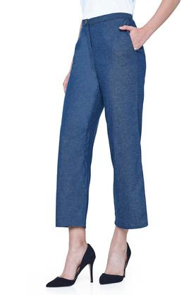 AND - NavyTrousers & Pants - 1