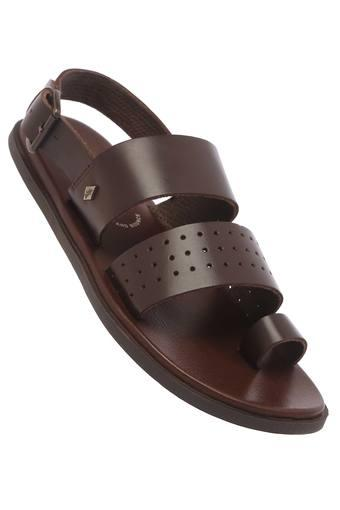 LEE COOPER -  Brown MixSandals & Floaters - Main