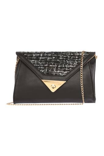 CAPRESE -  Black Wallets & Clutches - Main