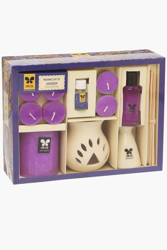 Aromatic Candles with Reed Diffuser Fragrance Set