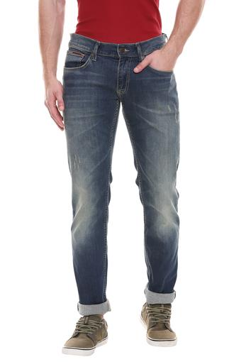 TOMMY HILFIGER -  Blue Jeans - Main