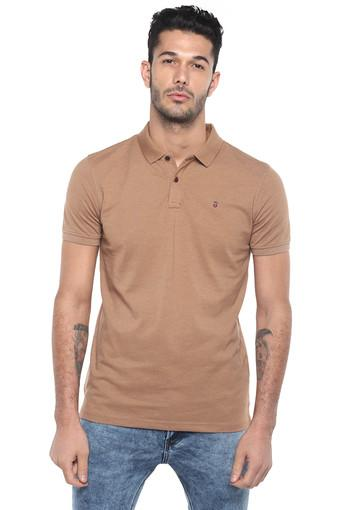 LOUIS PHILIPPE SPORTS -  BrownT-shirts - Main