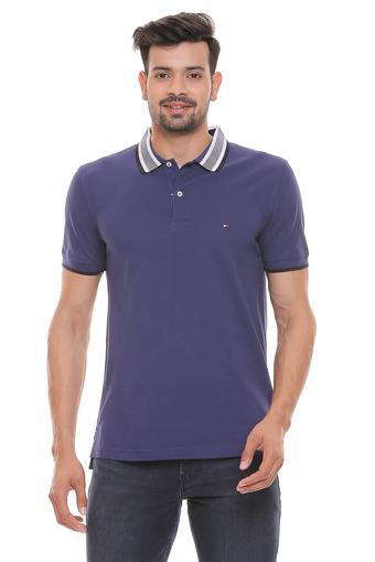 TOMMY HILFIGER -  NavyT-shirts - Main