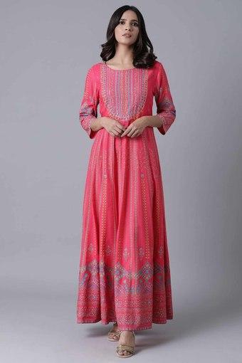 W -  PinkIndianwear Dresses - Main