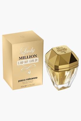 PACO RABANNELady Million Eau My Gold Eau De Toilette- 50ml