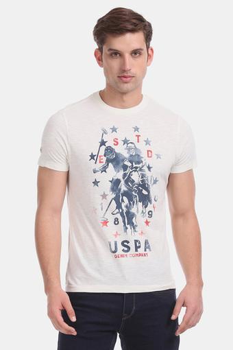 U.S. POLO ASSN. DENIM -  WhiteT-shirts - Main
