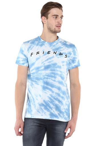 FREE AUTHORITY -  BlueT-shirts - Main