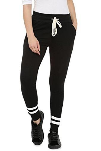 CAMPUS SUTRA -  Black Loungewear - Main