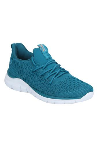 ATHLEISURE -  Mint Blue Sports Shoes - Main