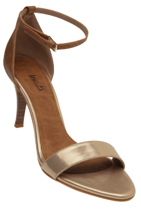 INC.5Womens Ankle Closure Heel Sandal
