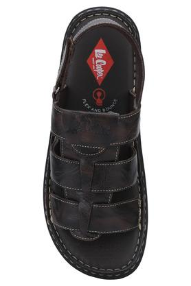 LEE COOPER - Brown Sandals & Floaters - 2
