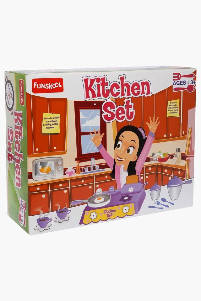 Unisex Assorted Kitchen Set