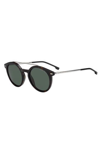 Mens Brow Bar UV Protected Sunglasses - BOSS0929S0864