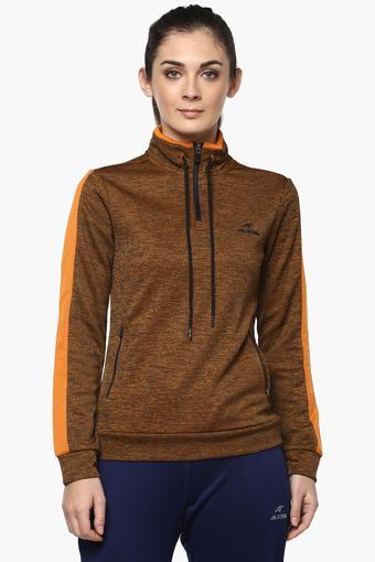 ALCIS -  Burnt OrangeSweatshirts - Main