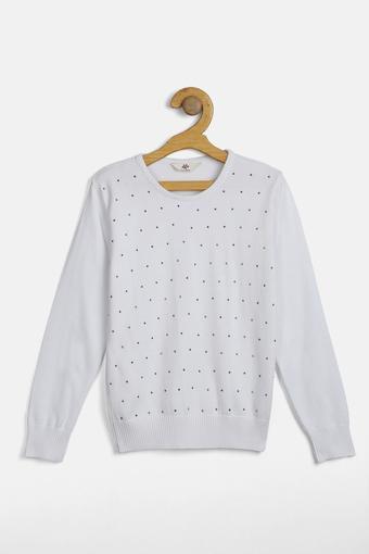 LIFE -  WhiteJackets  & Sweatshirts - Main