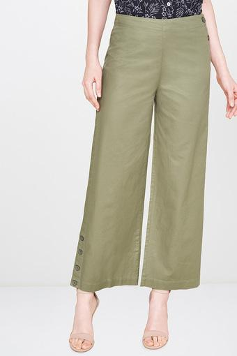 AND -  Olive Pants - Main