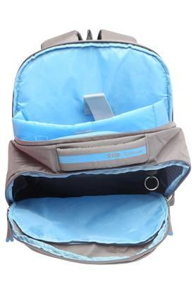 Unisex 2 Compartment Zip Closure Laptop Backpack