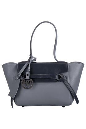 PHIVE RIVERS Womens Leather Zipper & Snap Closure Shoulder Bag (Use Code FB20 To Get 20% Off On Purchase Of Rs.1800)