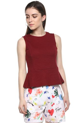 FEMINA FLAUNT -  Maroon BUY 3 or more Get 50% off - Main