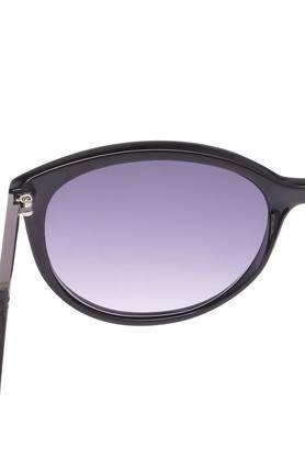 Womens Cat Eye UV Protected Sunglasses - NBP287BK1F
