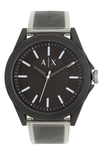 Mens Round Dial Analogue Watch