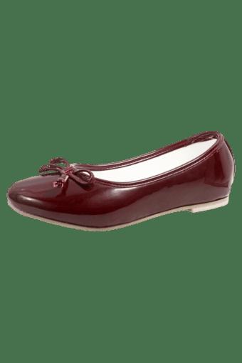Girls Party Wear Slipon Ballerina Shoe