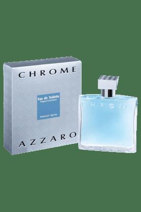AZZAROChrome By - Fragrance For Men - 100 Ml