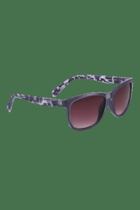 FASTRACKPurple Wayfarers Sunglass For Women-P325PR1F