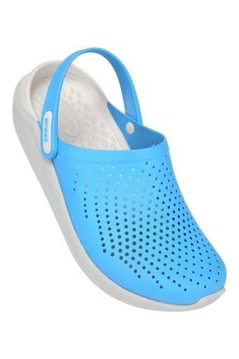 CROCS -  Sky Blue Sandals & Floaters - Main