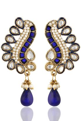 ZAVERI PEARLSLavishing Earring - ZPFK1368