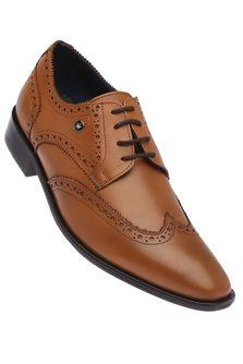 LOUIS PHILIPPEMens Leather Lace Up Semi Formal Shoe