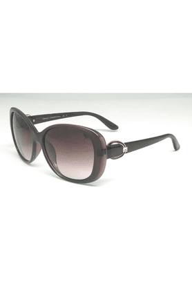 STERLING Womens Oversized  Sunglasses 7325 C3