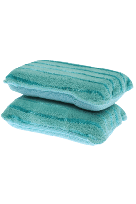 IVY Microfiber Kitchen Sponge (Set Of 2)