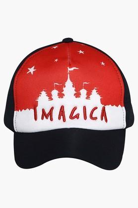 Imagica Castle Printed Kids Cap
