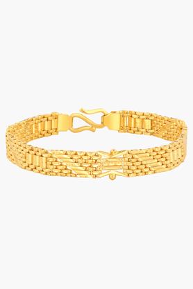 MALABAR GOLD AND DIAMONDSWomens 22 KT Gold Bracelet