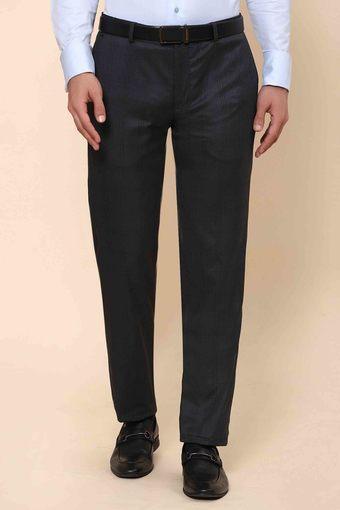 BLACKBERRYS -  GreyFormal Trousers - Main