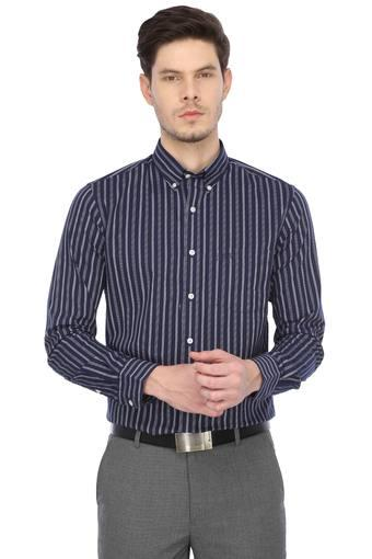 ARROW SPORT -  Navy Shirts - Main