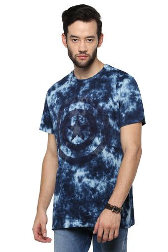 A691 -  BlueT-Shirts & Polos - Main