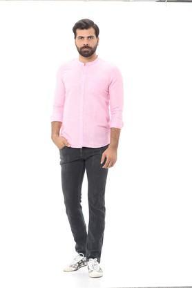LIFE - PinkCasual Shirts - 3