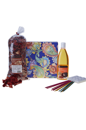 SOULFLOWER Puja Oil Set