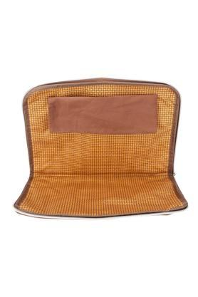 Rectangular Solid Zip Closure Bag Mat